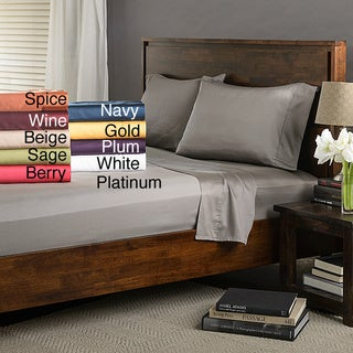 Pima Cotton Sheet Set