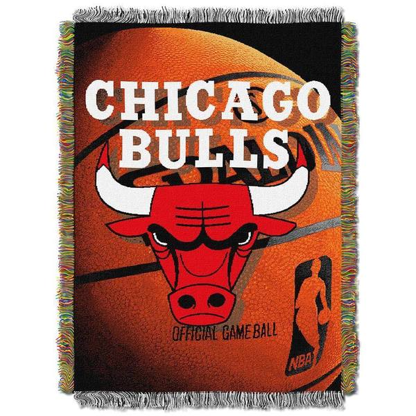 NBA Photo Real Woven Tapestry Throw