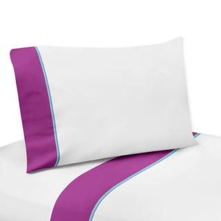 Sweet Jojo Designs Sheet Sets for Spring Garden Bedding Collection