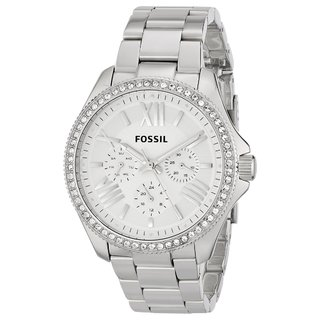 """Fossil Women's AM4481 """"Cecile"""" Stainless Steel Watch https://ak1.ostkcdn.com/images/products/8513494/P15797852.jpg?_ostk_perf_=percv&impolicy=medium"""