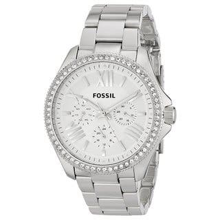"Fossil Women's AM4481 ""Cecile"" Stainless Steel Watch