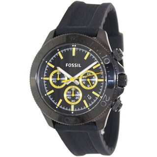 Fossil Men's CH2870 Retro Black Chronograph Watch