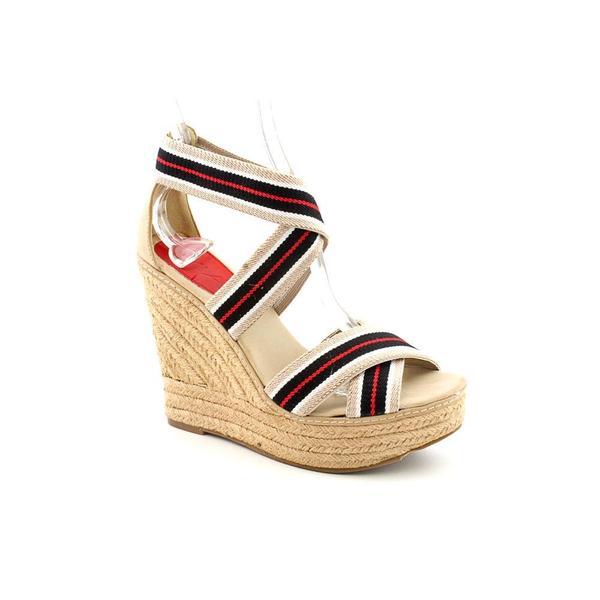 Mia Women's 'Renagade' Basic Textile Sandals