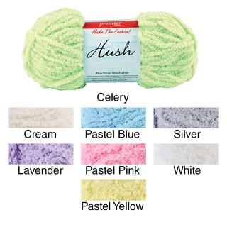 Hush Yarn Solids