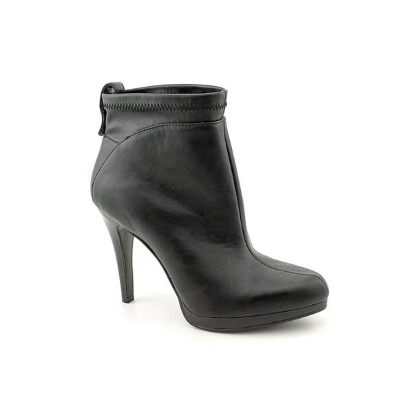 Nine West Women's 'Be There' Faux-Leather Ankle Boots