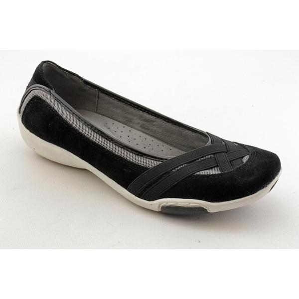 Auditions Women's 'Sun Coast' Leather Casual Shoes - Wide (Size 12 )