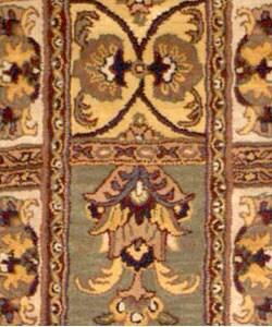 Safavieh Handmade Classic Bakhtieri Multicolored Wool Rug (2' x 3') - Thumbnail 1