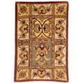 Safavieh Handmade Classic Bakhtieri Multicolored Wool Rug (2' x 3')