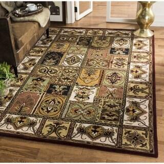 Safavieh Handmade Classic Madelyn Traditional Oriental Wool Rug