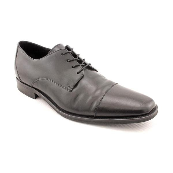 Aston Grey Collection Men's '11151' Leather Dress Shoes (Size 11 ...