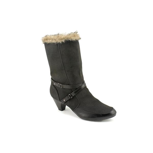 Soft Style by Hush Puppies Women's Mid-Calf 'Zilya' Faux Suede Boots