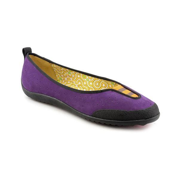 Dimmi Women's 'Learn' Nubuck Casual Shoes