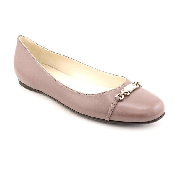 Gucci Women's '283740' Leather Casual Shoes (Size 8.5 )