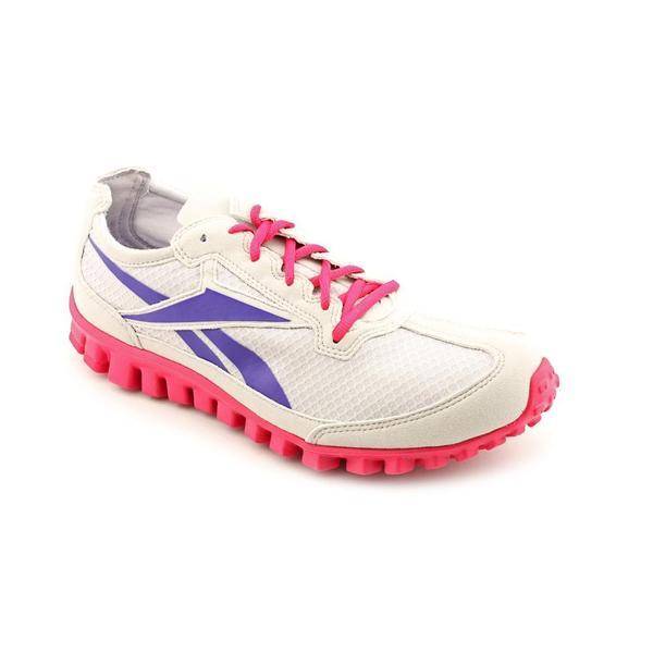 Reebok Women's 'RealFlex Run' Mesh Athletic Shoe