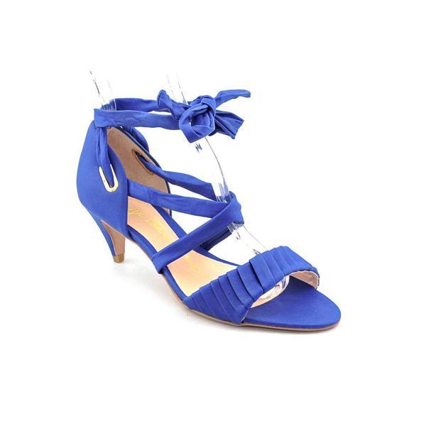 Luiza Barcelos Women's 'FI060' Leather Sandals (Size 5 )