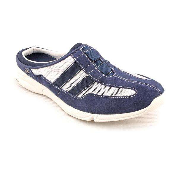 Rockport Women's Blue 'Estha II' Mesh Athletic Shoes - Wide