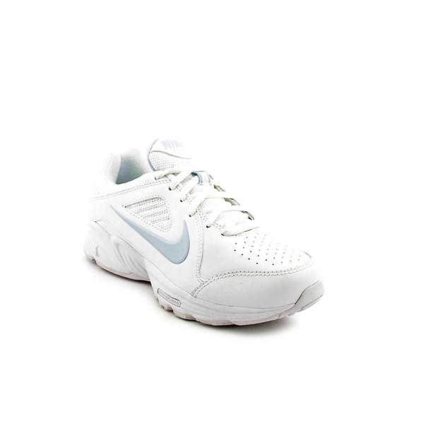 View III' Leather Athletic Shoe (Size