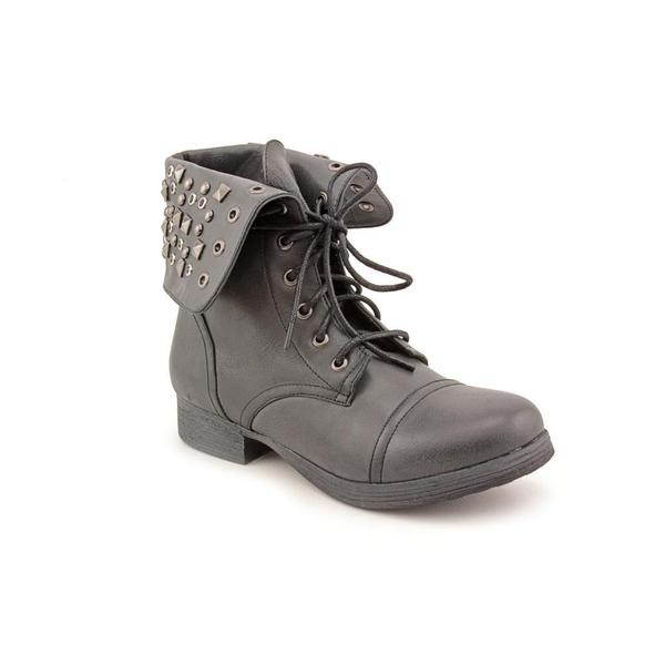 c3ea84d4e0ad Shop Pink   Pepper Women s  Conquest  Man-Made Boots - Free Shipping ...