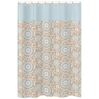 Decorative Shower Curtains For Less Overstock Vibrant