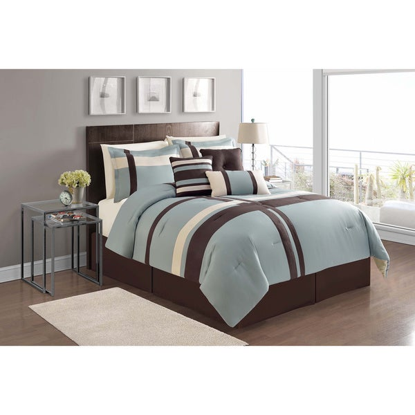 VCNY Berkley 7-piece Comforter Set