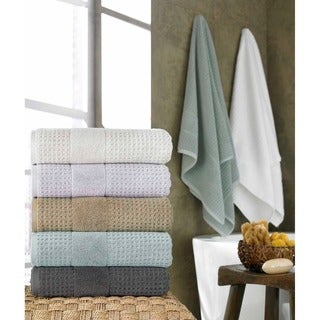 Turkish SPA Collection 6-Piece Towel Set