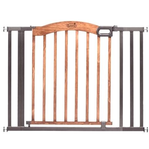 Summer Infant Wood Metal Expansion Gate