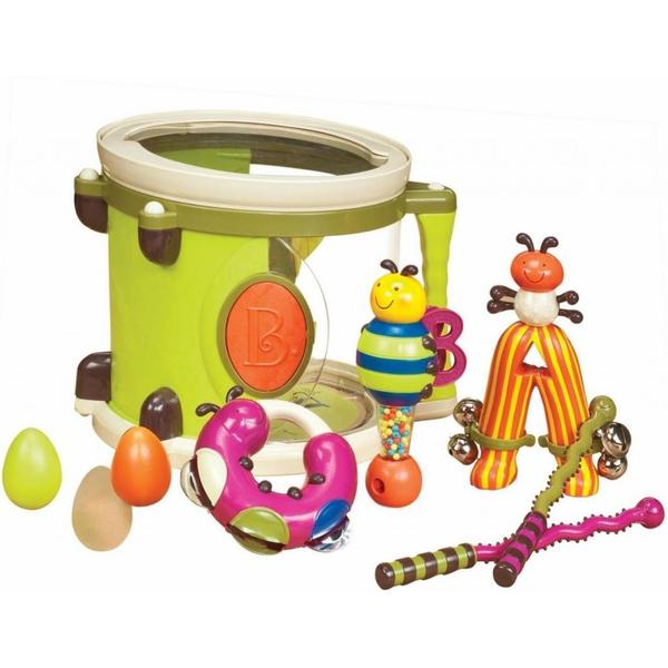 Toy Musical Instruments : Children s musical instruments toy set free shipping on