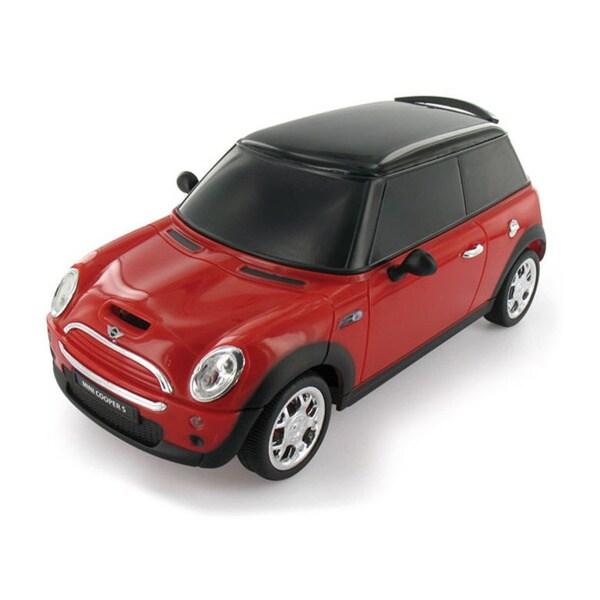 BeeWi BBZ251-B6 Bluetooth Red Mini Cooper