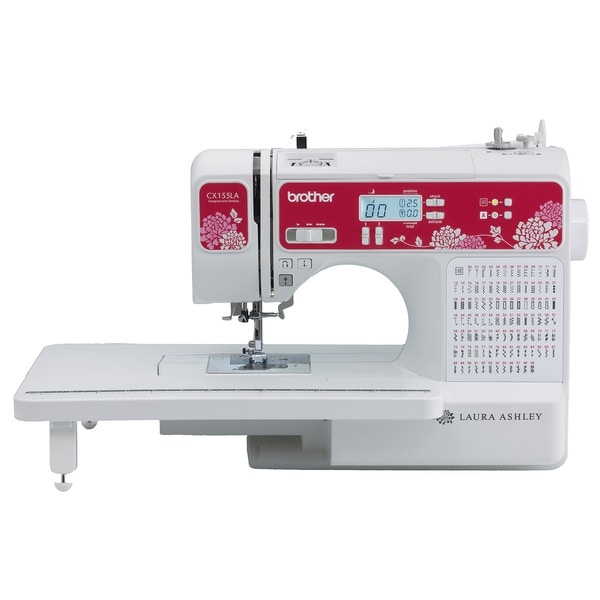 Brother CX155LA Laura Ashley Computerized Sewing Machine