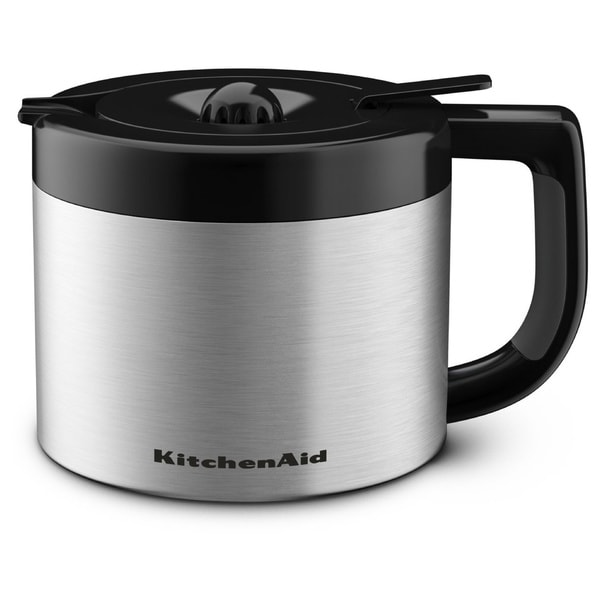 Kitchenaid Coffee Maker Stainless Steel Carafe : KitchenAid KCM11TC 10-cup Stainless SteelThermal Carafe - Free Shipping On Orders Over USD 45 ...