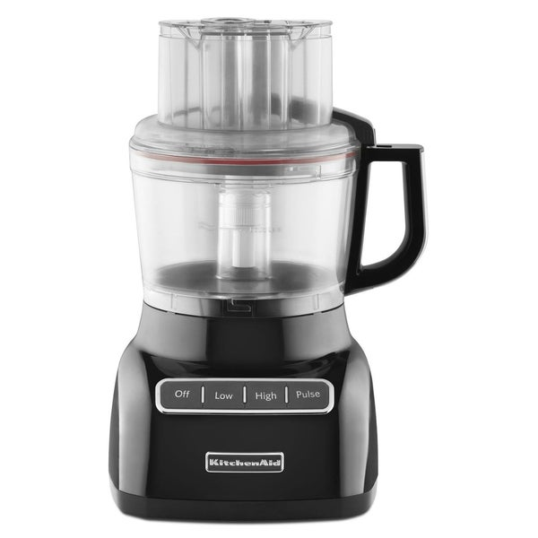 Shop Kitchenaid 9 Cup Food Processor With Exactslice