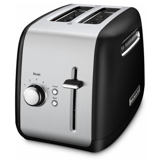 KitchenAid KMT2115OB Oynx Black 2-slice Metal Toaster