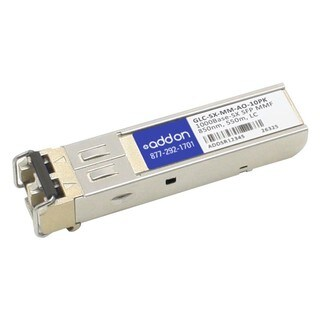 AddOn Cisco GLC-SX-MM Compatible TAA Compliant 10 Pack 1000Base-SX SF
