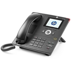 HP Unified 4120 IP Phone - Cable - Desktop