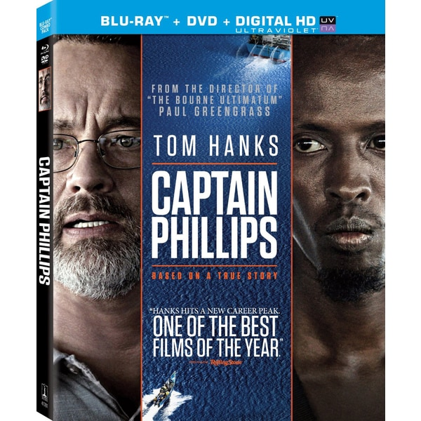 Captain Phillips (Blu-ray/DVD)