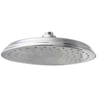 Jado Antique Nickel 10-inch Traditional Rain Can Showerhead