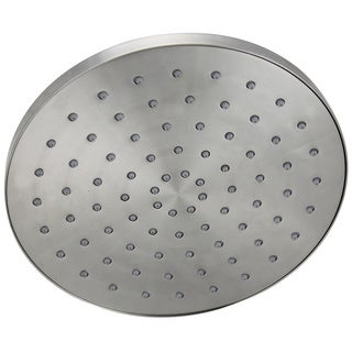 Jado Contemporary Ultra Steel Round 8-inch Showerhead