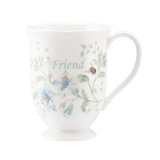 Lenox 'Butterfly Meadow' Everyday Celebration Friend Mug