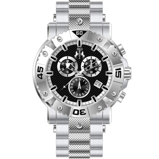 Jivago Men's Titan Stainless Steel Chronograph Watch