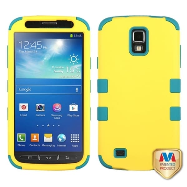 INSTEN TUFF Hybrid Phone Case Cover for Samsung i537 Galaxy S4 Active