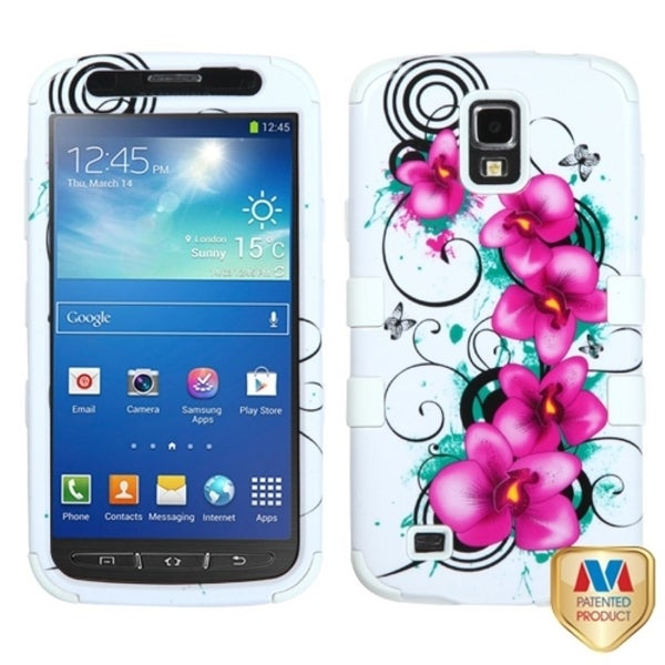 BasAcc TUFF Hybrid Case for Samsung i537 Galaxy S4 Active