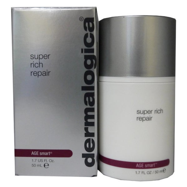 Shop Dermalogica Age Smart 1.7-ounce Super Rich Repair - Free Shipping Today - Overstock.com ...
