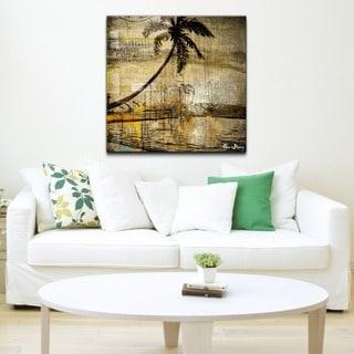 Ready2HangArt 'Seaside Escape' Oversized Canvas Wall Art