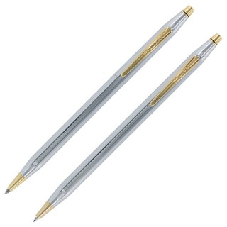 Cross Classic Century Medalist Ballpoint Pen and Pencil Set