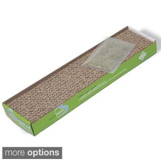 Van Ness Pureness Cat Scratch Pad with Organic Catnip