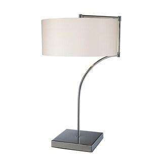 Lancaster Table Lamp In Chrome