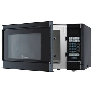 Westinghouse Black 1.1 Cubic Feet Microwave