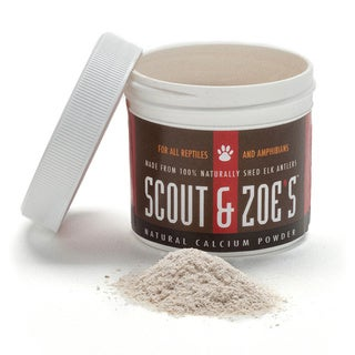 Scout and Zoe's 100-percent Natural Calcium 1.5-ounce Powder