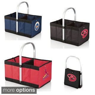Urban Basket (MLB) National League Canvas Basket (Option: Black)