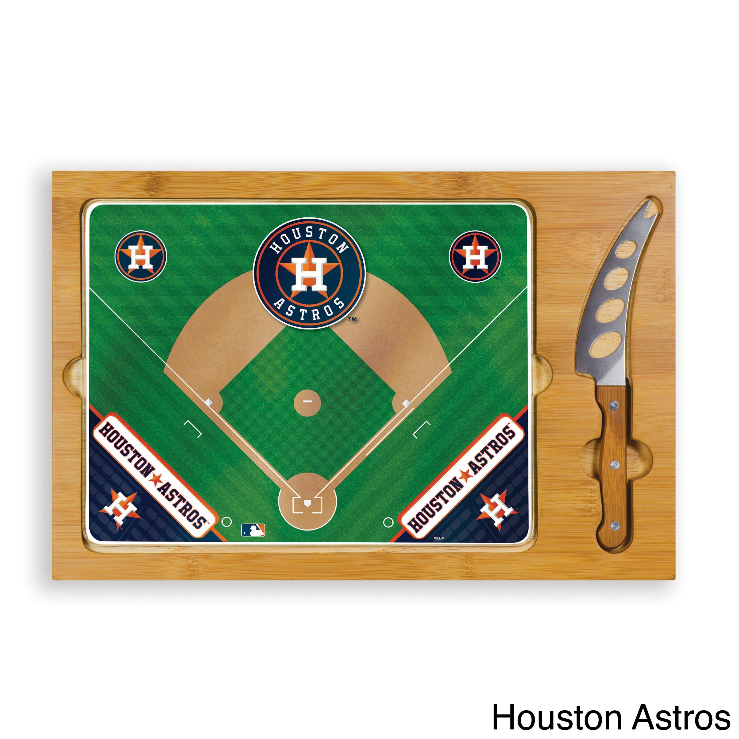 Picnic Time Icon MLB American League (Brown/Houston Astro...